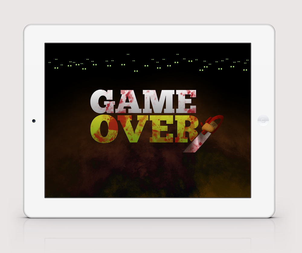 Game Over :(