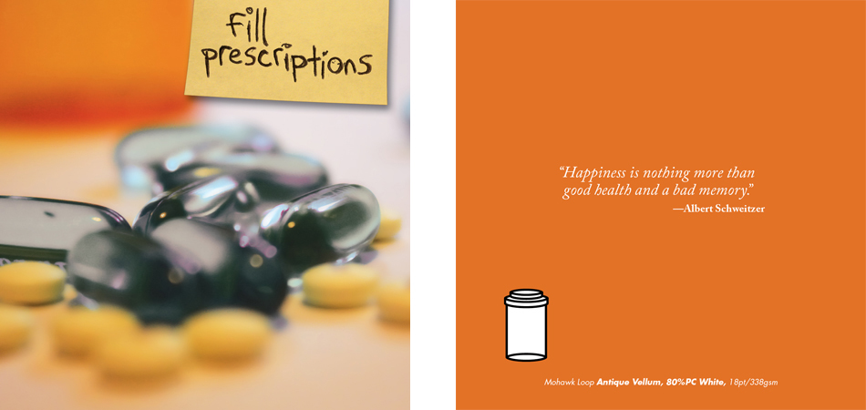 Fill Prescriptions